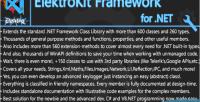 Class elektrokit net for library