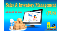 And sales inventory pos management