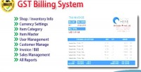 Billing gst bill easy system