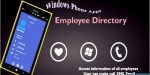 Directory employee phone windows for