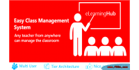 Easy elearninghub system management class