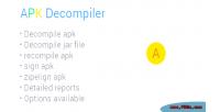 Decompiler apk v2 code 8 source c