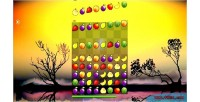 Drop fruit game