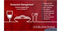 Easy restaurant system billing invoice