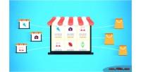 Multi ecommerce cart shopping vendor