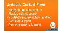 Contact umbraco form