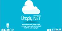 Net minimalist responsive large uploader file digital net