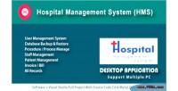 Hospital simple management hms system