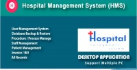 Hospital simple management hms system