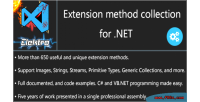Huge net collection methods extension