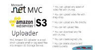 Amazon mvc s3 uploader
