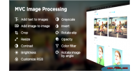 Image mvc processing