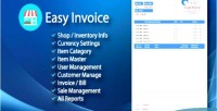 Invoice easy invoice reports management all system