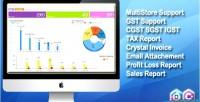 Billing gst manager invoice system