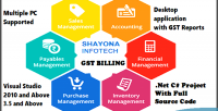 Billing gst software