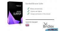 Surfer browser