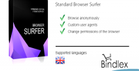 Surfer browser