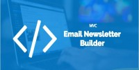 Email bal newsletter version mvc builder