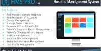 Hospital hms saas system management