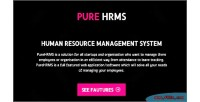 Hrms purehrms tool management project