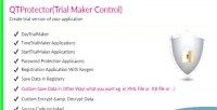 Trial qtprotector maker source with control