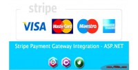 Payment stripe gateway net asp integration