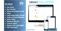 Social similar network
