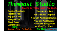 Studio thumpost