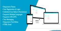 User multilingual management