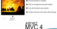 Website personal company or