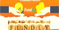 A fundly donation platform