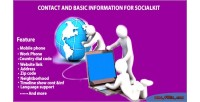 And contact basic socialkit for information