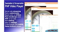 And seekable streamable player video php