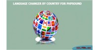 Auto language change by phpsound for country