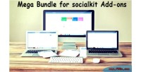 Bundle mega socialkit for addons