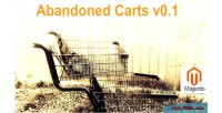 Carts abandoned magento extension