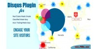 Classifieds disqus plugin
