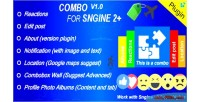 Combo plugin for 2 sngine