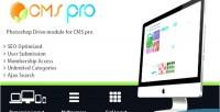Drive photoshop module pro cms for