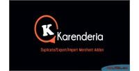 Duplicate kmrs export addon merchant import