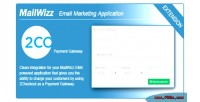 Ema mailwizz 2checkout with integration