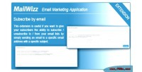 Ema mailwizz email by subscribe