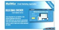 Ema mailwizz integration com bulkemailchecker with