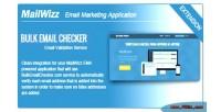 Ema mailwizz integration com bulkemailchecker with