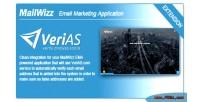 Ema mailwizz integration com verias with