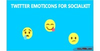 Emoticons twitter for socialkit