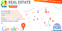 Estate real near places