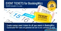 Event bookingwizz tickets