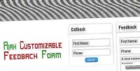 Feedback customizable form 1.5.x opencart for