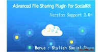 File advanced sharing socialkit for plugin